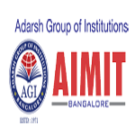 Adarsh institute of management and Information Technology logo