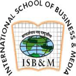 International school of Business and Media logo