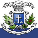 St. Joseph's College of Business Adminstartion logo